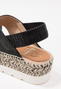 Kanna - DOHA - Korkeakorkoiset sandaalit - sofia - 2