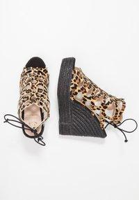 Kanna - High heeled sandals - sofia africa - 3
