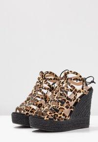 Kanna - High heeled sandals - sofia africa - 4