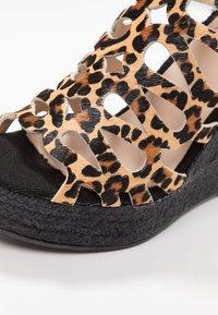 Kanna - High heeled sandals - sofia africa - 2