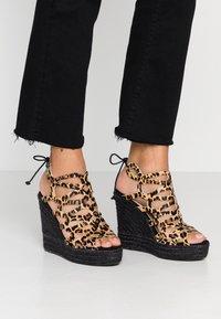 Kanna - High heeled sandals - sofia africa - 0
