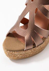 Kanna - SOFIA - High heeled sandals - mammut marrakech - 2