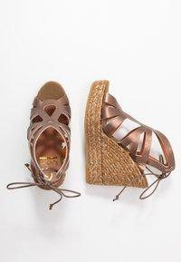 Kanna - SOFIA - High heeled sandals - mammut marrakech - 3