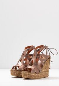 Kanna - SOFIA - High heeled sandals - mammut marrakech - 4