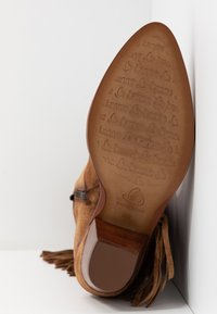 Kanna - SUVA - High heeled boots - COGNAC - 6