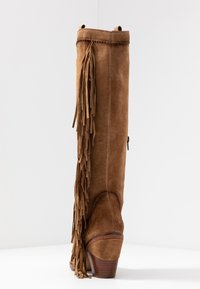 Kanna - SUVA - High heeled boots - COGNAC - 5