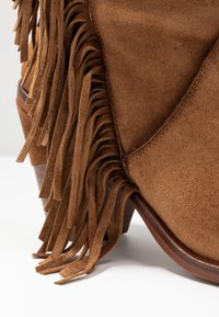 Kanna - SUVA - High heeled boots - COGNAC - 2