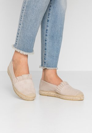 DORA - Loafers - taupe