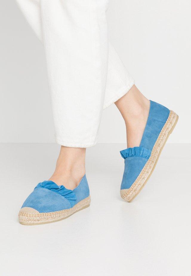 DORA - Espadrillos - azulon