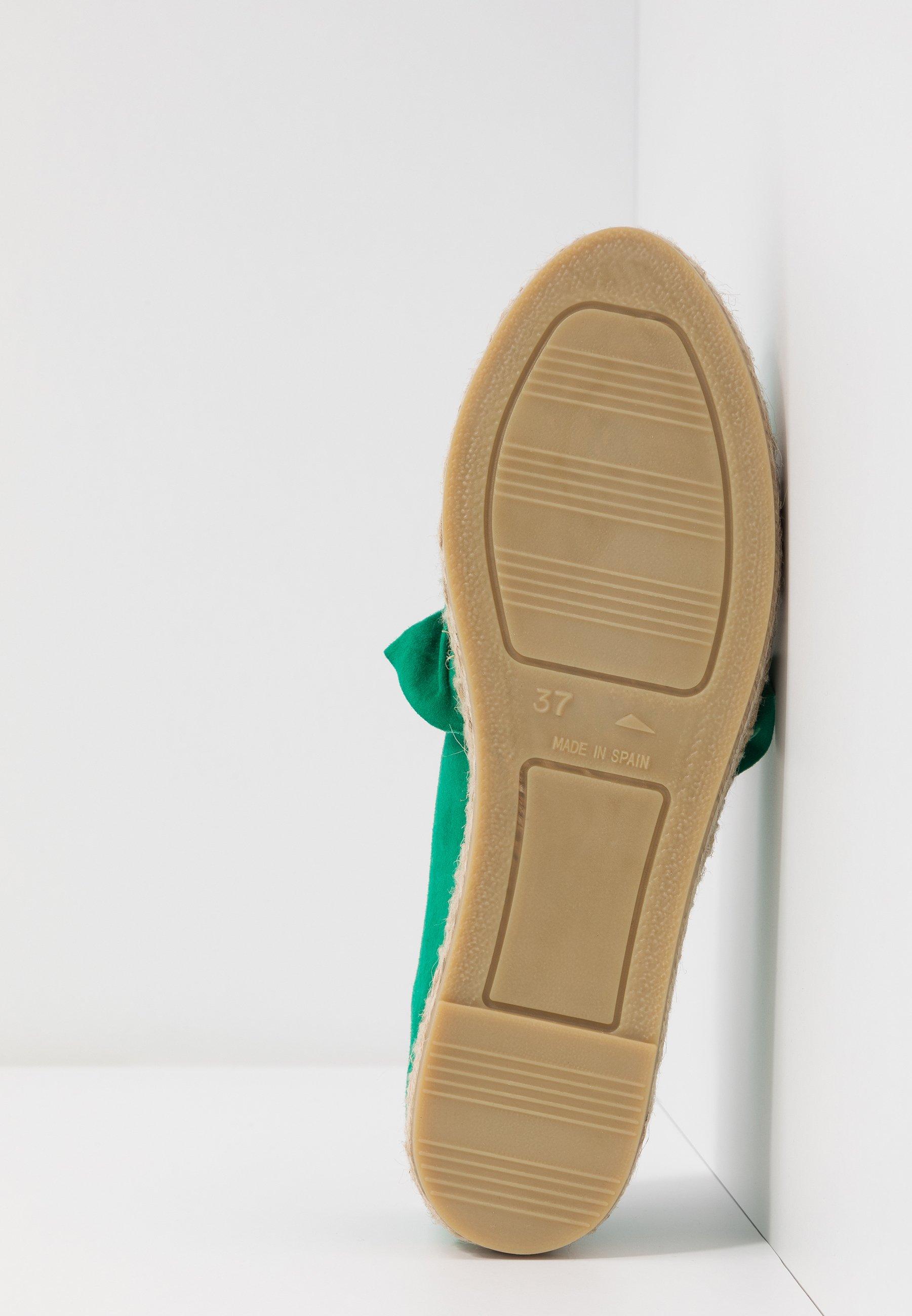 Kanna DORA - Espadrillos - verde