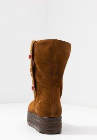 Kanna - MISURI - Platform boots - cortina oil - 5