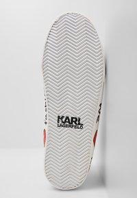 KARL LAGERFELD - SKOOL IKONIC LACE - High-top trainers - white - 6