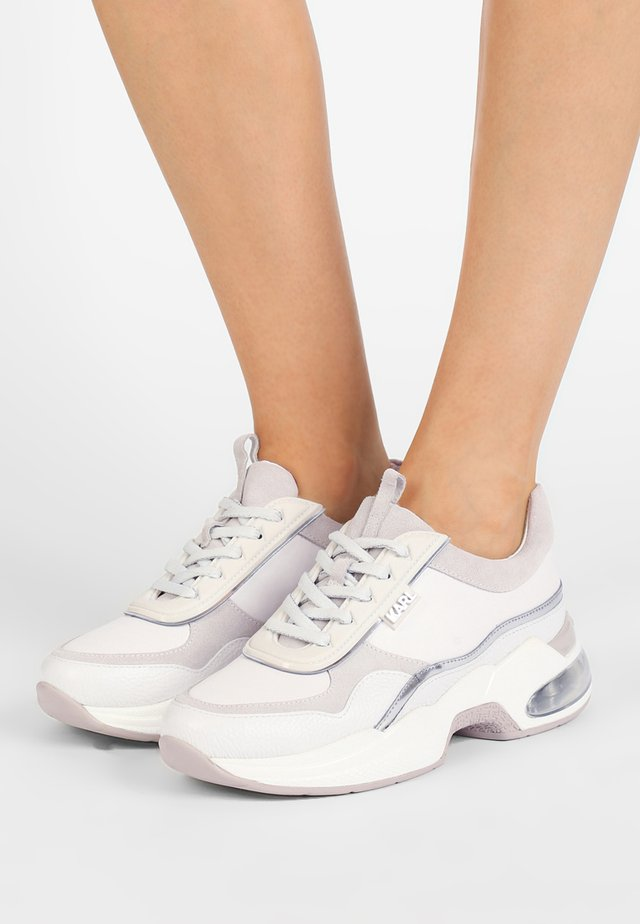 LAZARE  - Sneakers laag - white