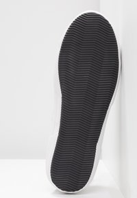 KARL LAGERFELD - KAMPUS JACQUARD LO LACE - Tenisky - light grey weave/black - 6