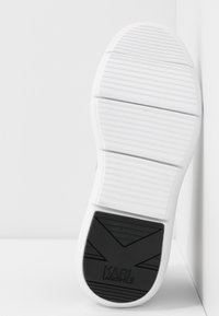 KARL LAGERFELD - VITESSE LEGERE  - Baskets montantes - black/white - 6