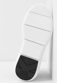 KARL LAGERFELD - VITESSE NEO SOCK ZIP  - High-top trainers - black - 6