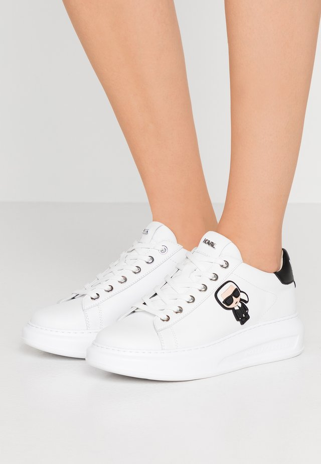 KAPRI IKONIC LACE - Sneakers - white