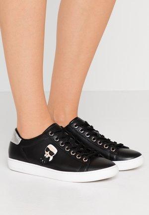 KUPSOLE IKONIC LACE - Sneaker low - black