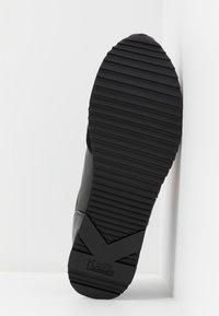 KARL LAGERFELD - VELOCITA K-LOVE - Sneakersy niskie - black/red - 6