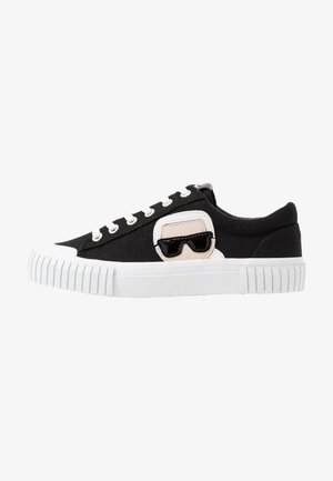 KAMPUS IKONIC LACE - Sneakers basse - black
