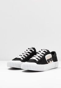 KARL LAGERFELD - KAMPUS IKONIC LACE - Trainers - black - 4