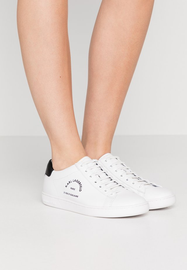 KUPSOLE II MAISON LACE - Sneaker low - white