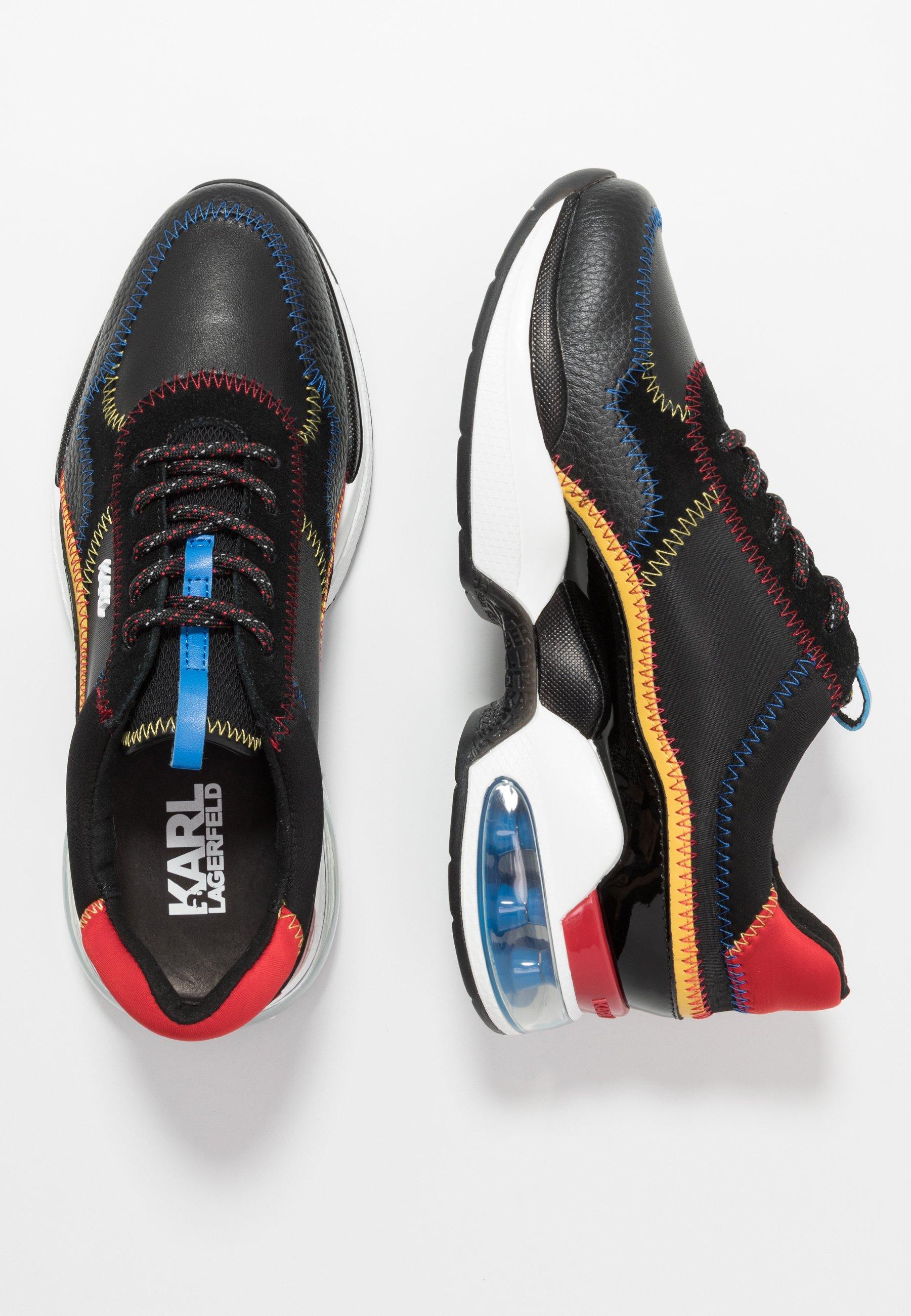 LAZARE Sneakers blackmulticolor