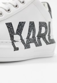 KARL LAGERFELD - KAPRI LOGO  - Trainers - white - 2