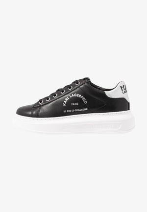 KAPRI MAISON LACE - Trainers - black/silver