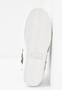 KARL LAGERFELD - SKOOL PATCH  - Tenisky - white - 6