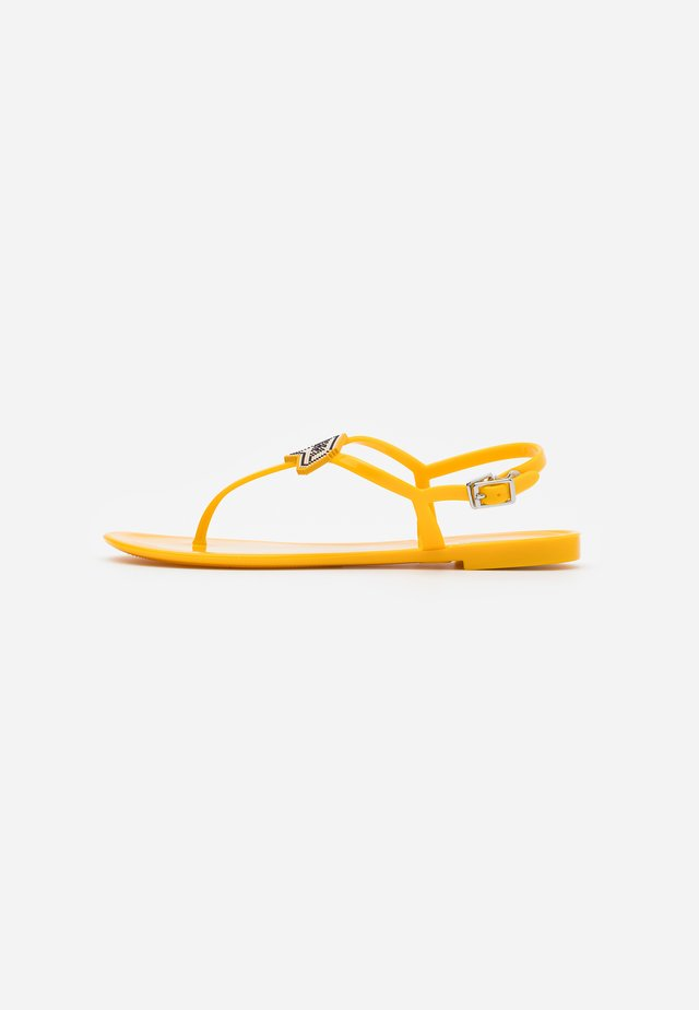 JELLY II PIXEL KARL SLING - Pool shoes - yellow