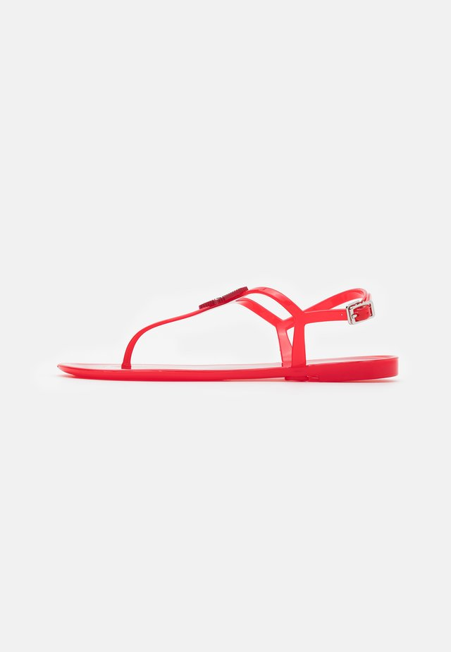 JELLY II PIXEL KARL SLING - Pool shoes - red
