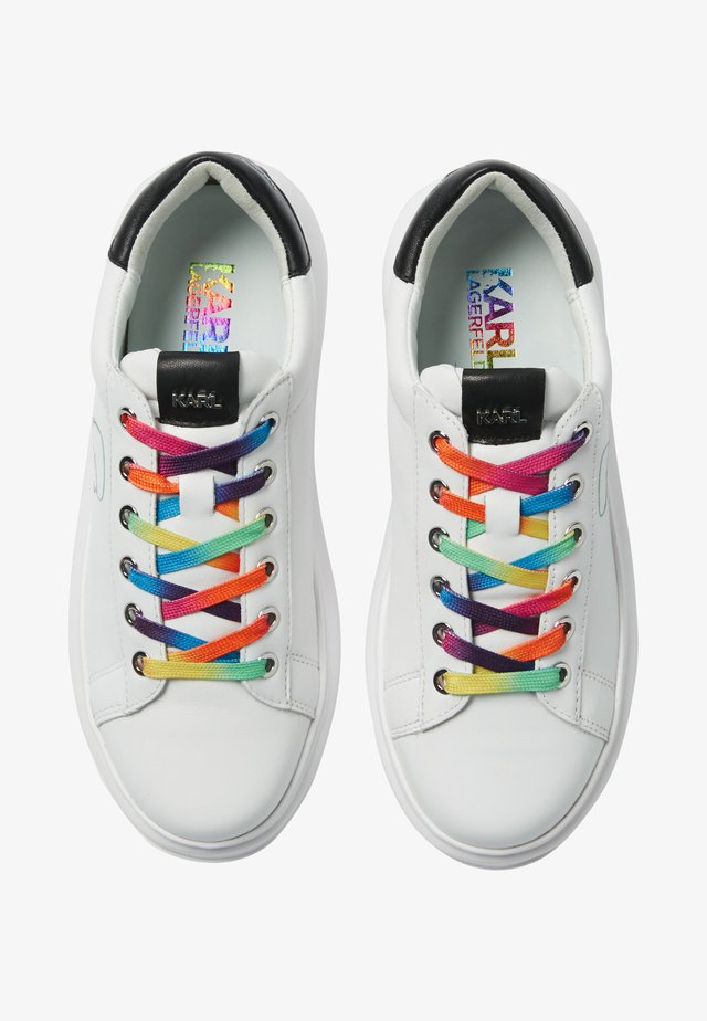 Sneakers laag - 001 white