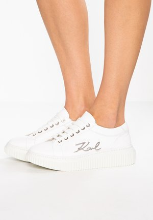 KREEPER LOSIGNIA LACE - Trainers - white