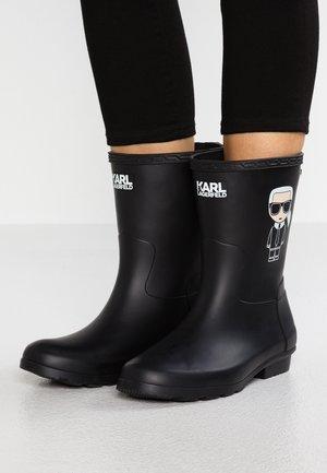 KALOSH IKONIC RAIN BOOT - Wellies - black