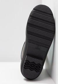 KARL LAGERFELD - KALOSH IKONIC RAIN BOOT - Stivali di gomma - black - 6
