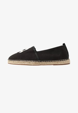 KAMINO IKONIC SLIP ON - Espadrilles - black