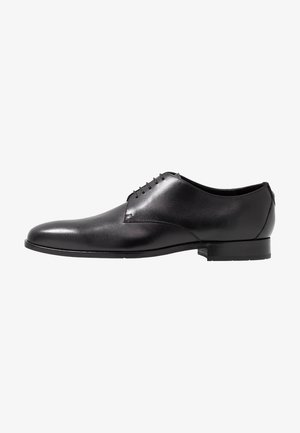 GIOVE DERBY LACE SHOE - Derbies & Richelieus - black