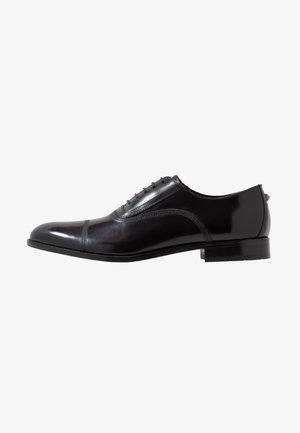 URANO II OXFORD LACE - Stringate eleganti - black