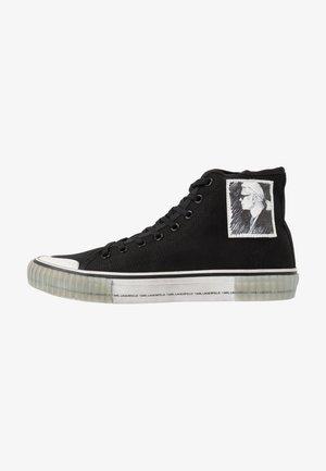 KAMPUS LEGEND - Zapatillas altas - black