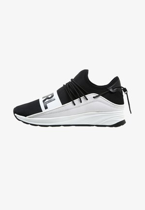 VEKTOR BAND RUNNER - Joggesko - black/white