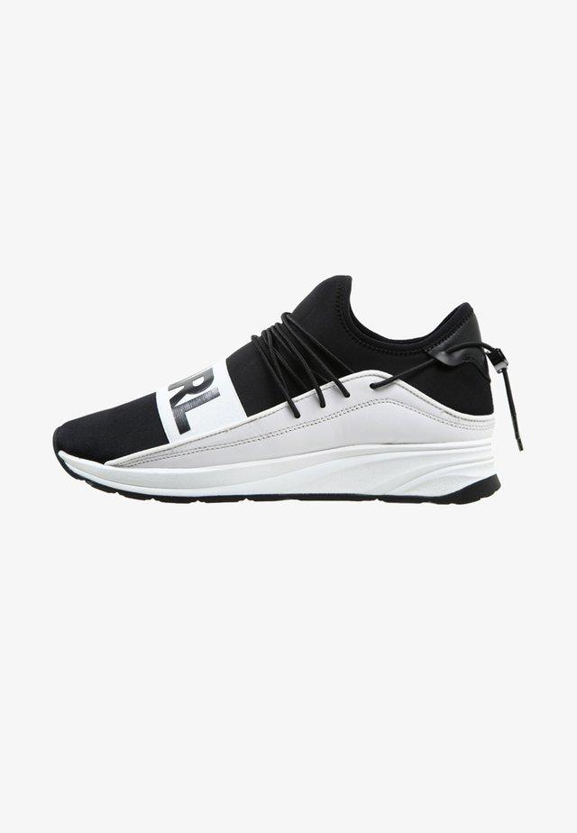 VEKTOR BAND RUNNER - Sneakers - black/white