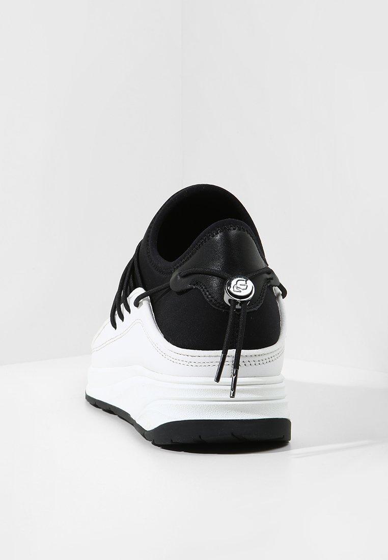 Karl Lagerfeld Vektor Band Runner - Sneakers Black/white eMBNEKf