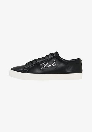 SKOOL SIGNIA LACE LO  - Zapatillas - black