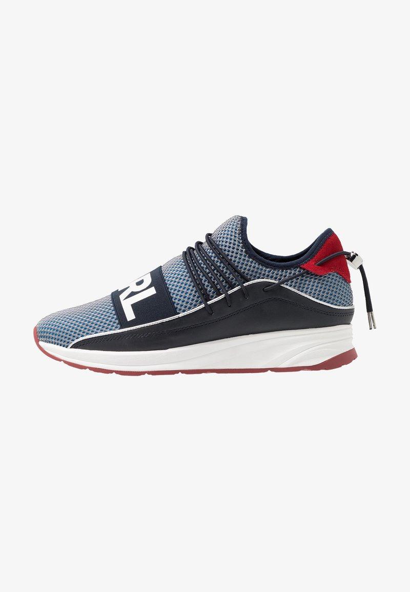 KARL LAGERFELD - VEKTOR BAND - Sneakersy niskie - navy/blue