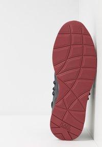 KARL LAGERFELD - VEKTOR BAND - Sneakersy niskie - navy/blue - 4