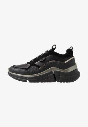 VENTURE LAZARUS  - Sneakers basse - black/mono