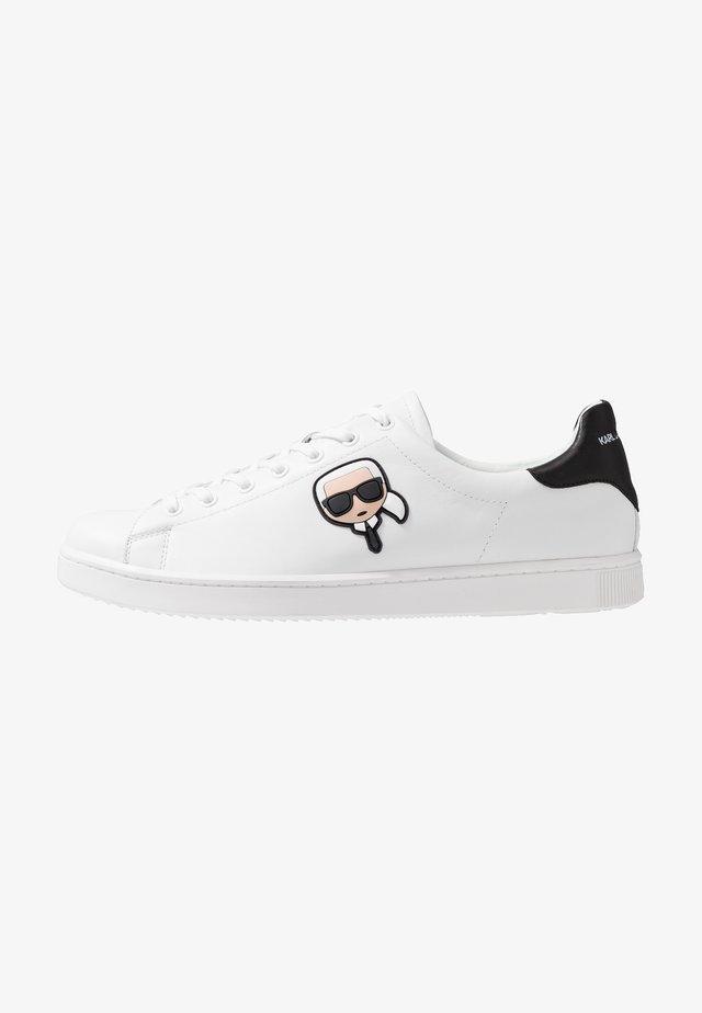 KOURT IKONIC 3D LACE - Sneaker low - white