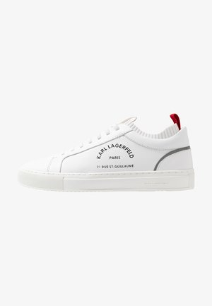 KUPSOLE MAISON LACE SHOE - Loafers - white