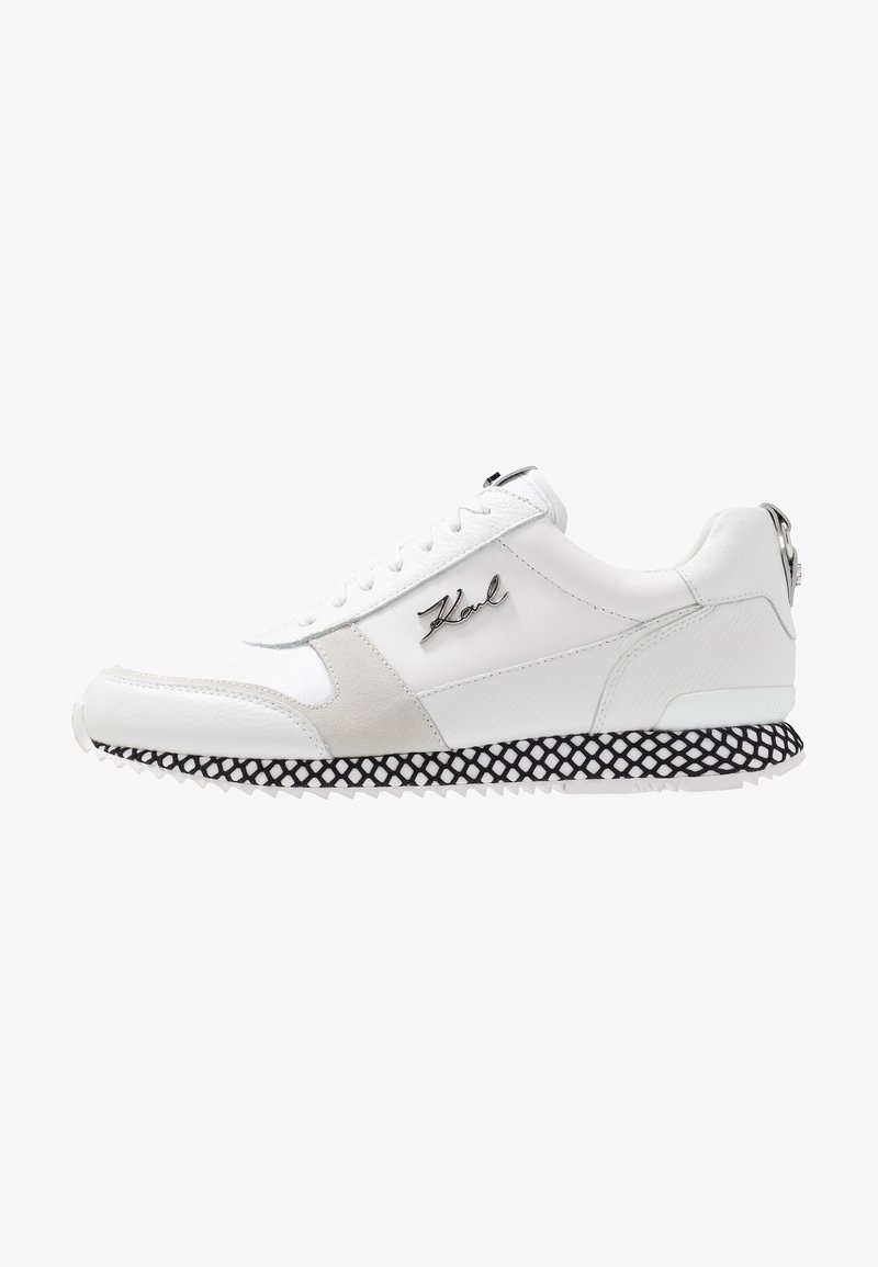 KARL LAGERFELD - VELOCITOR SIGNIA LACE  - Trainers - white